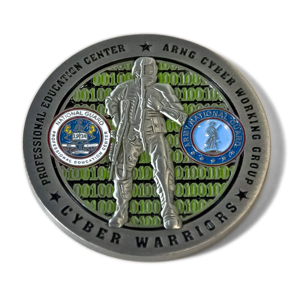 Custom Challenge Coin Gallery The Coin Factory Com