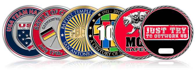 Custom Challenge Coins - What is a Challenge Coin? | The