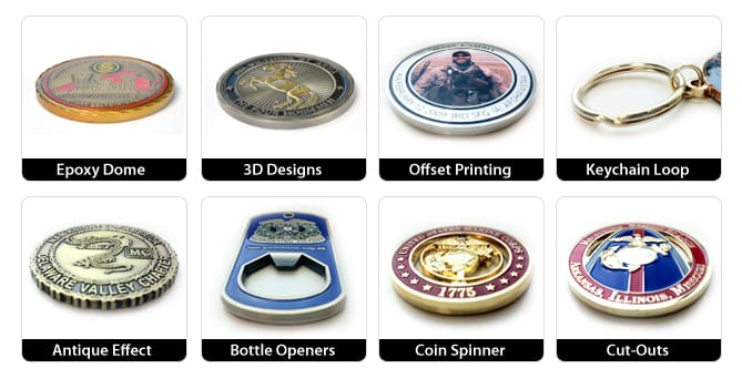 Make Your Own Coin | The-Coin-Factory com