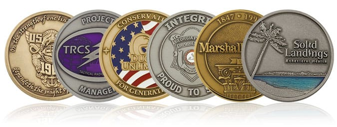 USA Made Coins | The-Coin-Factory com